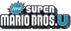 New Super Mario Bros U - logo