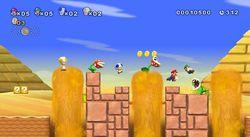 New Super Mario Bros. Wii - 7