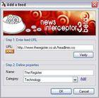 News Interceptor 3 : profiter des flux RSS en temps réel