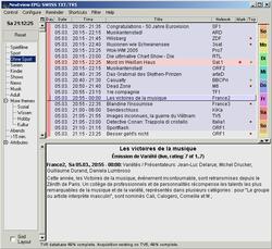 nexTView EPG screen2
