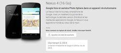 nexus 4 rupture