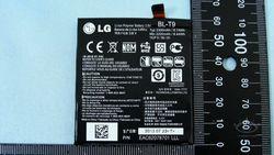 Nexus 5 NCC Batterie
