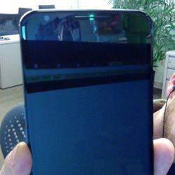 Nexus 6 led façade