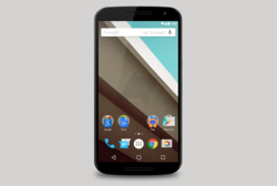 Nexus 6 Motorola Shamu