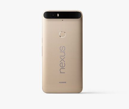 Nexus 6P dos officiel