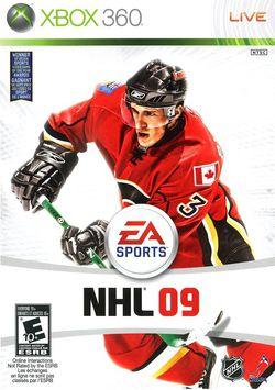 NHL09   jaquette