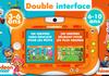 Tablette NICKELODEON pour les plus petits avec 200 applications et 20 heures de vidéo