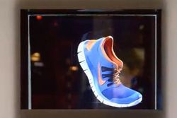 Nike hologramme 1