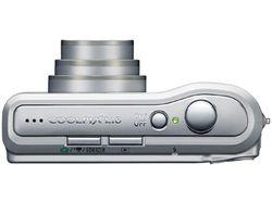 Nikon Coolpix L18 dessus