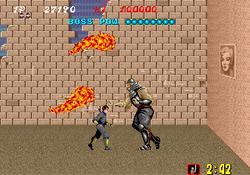 Ninja Gaiden - Arcade - 1