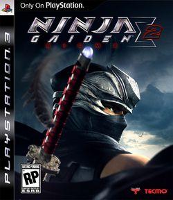 Ninja Gaiden Sigma 2 - pochette