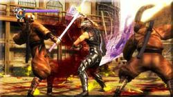 Ninja gaiden sigma ps3 3