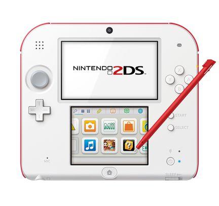 Nintendo 2DS - 4