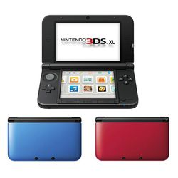 Nintendo 3DS XL - 1