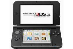 Nintendo 3DS XL - console