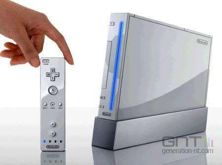 Nintendo console revolution