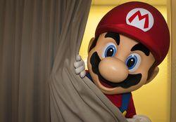 Nintendo NX - Mario