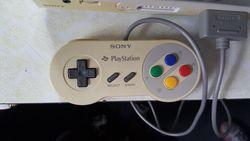 Nintendo PlayStation - 1