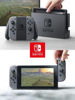 Nintendo Switch - 2.