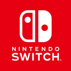 Nintendo Switch - logo.