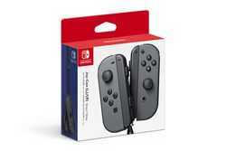 Nintendo Switch - paire Joy-Con.
