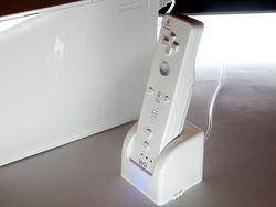 Nintendo Wii - chargeur de Wiimotes Thanko - Image 3