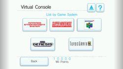 Nintendo wii console virtuelle image 4
