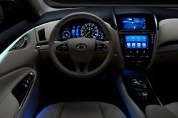 Nissan Infiniti Atom Intel