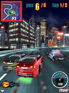 Nitro Street Racing 1