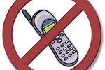 No Cellphone