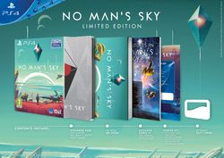 No Man Sky Limited Edition