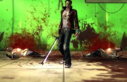 No More Heroes Red Zone - 8