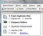 NoClone Home 2011 : un outil de suppression de fichiers en double