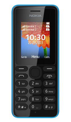 Nokia 108 face