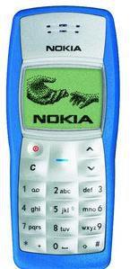 Nokia 1100 bleu nokia 1100 bleu