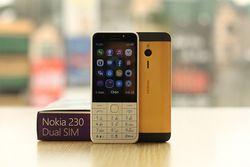 Nokia 230 gold