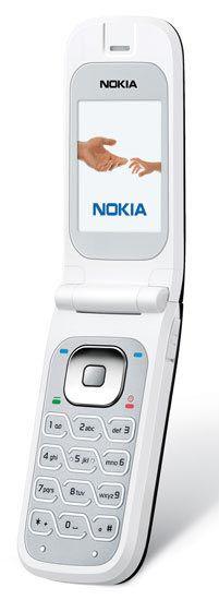 Nokia 2505 ouvert