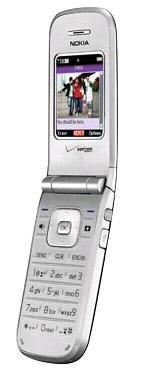 Nokia 2605 Mirage ouvert