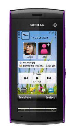Nokia 5250 01