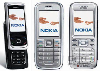 Nokia 6282 6233 6234