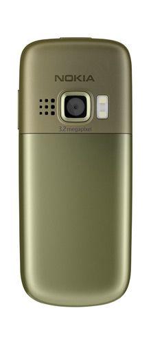 Nokia 6303i classic arrière
