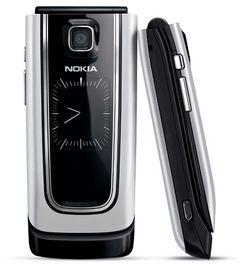 Nokia 6555 front