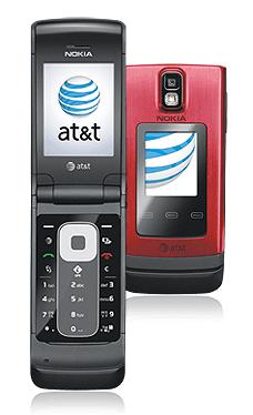 Nokia 6650 rouge