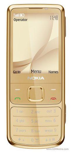 Nokia 6700 classic Gold Edition avant