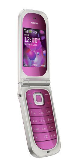 Nokia 7020 ouvert