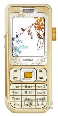 Nokia 7360 modele actuel