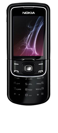 Nokia 8600 ferm