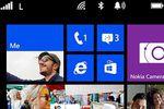 Nokia Bandit ecran logo