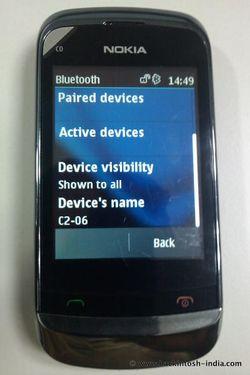 Nokia C2-06 2