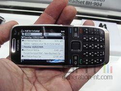 Nokia E55 07